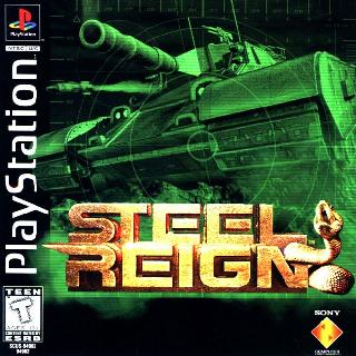 Screenshot Thumbnail / Media File 1 for Steel Reign [NTSC-U]